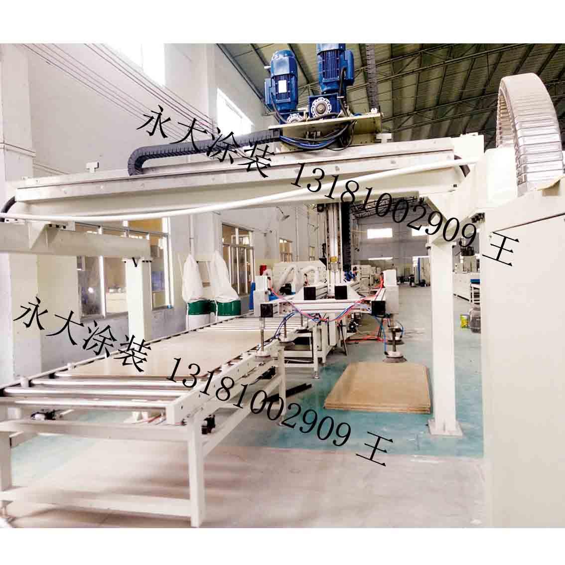 重庆博美达科技--氟碳漆生产线设备客户